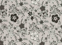 flower fabric VERA CRUZ Boussac
