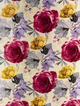 flower fabric OPIUM 3006 SURCANAPE