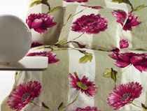 flower fabric NARCISSO SURCANAPE