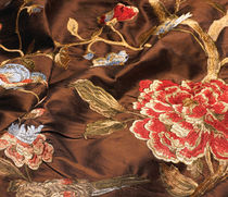 flower fabric ROYAL OAK II  Lee Jofa