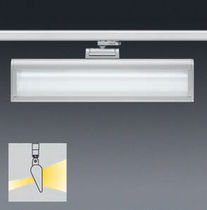 fluorescent track-light (wall washer) MODE 60 B  Spittler Lichttechnik