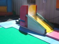foam play structure for aquatic-parks AQUAMOUSS' Modugame