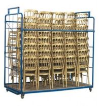 folding chairs trolley INDUSTRIE CHAISOR