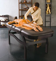 folding massage table DHANVANTARI NILO