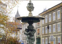 fountain for public spaces MONTIER EN DER N°3 GHM