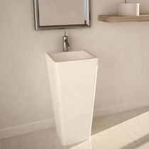free standing natural stone washbasin EDITH  Dado Creations Pty (LTD)