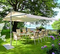 freestanding double awning ANTIBES Garpa