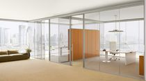 freestanding glass removable partition WATS archiutti