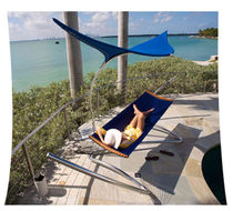 freestanding hammock TWIN AIR LOUNGE TUUCI