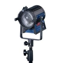 fresnel projector for the film industry (metal halide lamp) PROLIGHT 125/200W LTM