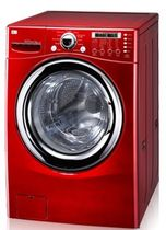 front loading washing machine LG F12589 FDS LG Electronics