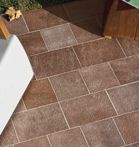 full body porcelain stoneware tile for exterior floors EXTERNAL : PORFIDO ARIANA CERAMICA ITALIANA