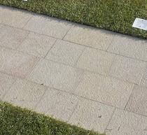 full body porcelain stoneware tile for exterior floors EXTERNAL : GRIGIO ARIANA CERAMICA ITALIANA