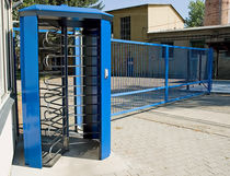 full height turnstile for access control REXON DEA TURNSTILE COMINFO, Inc.