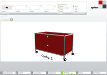 furniture design CAD software SYSTEM4 Infinita Corporation