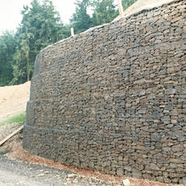 gabion TENSARTECH ROCKWALL™  Tensar International