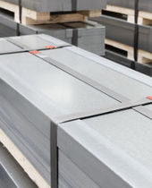 galvanized steel roofing sheet HOT DIP GALVANIZED STEEL SHEETS MARCEGAGLIA