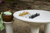games table AMOPLAY CHESS TABLE Grupo Amop Synergies