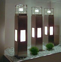 garden bollard light KUBUS by Thomas Haagen Ruhrform