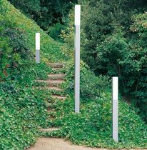 garden bollard light NAWA by Antoni Arola METALARTE