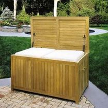 garden cushion chest  KINGSLEY-BATE