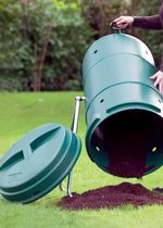 garden plastic compost trumbler  RTS Plastics