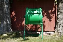 garden plastic compost trumbler  KOLLVIK