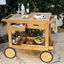 garden trolley table  KINGSLEY-BATE