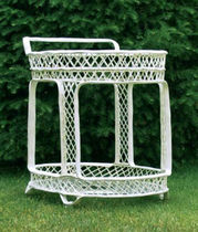 garden trolley table MARS DURCAP