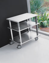 garden trolley table R.O.K. by Pepe Tanzi GRAEPEL ITALIANA