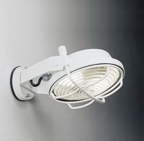 garden wall light for direct lighting SISTEMA OUT cod.1245/ by Elio Martinelli , 1984 Martinelli Luce Spa