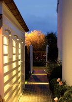 garden wall light (LED) COURBES  100% LIGHT bvba
