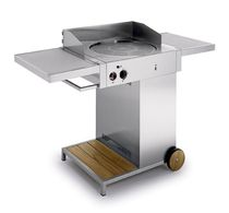 gas barbecue TOLDA TEAK PARK LINE