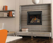 gas closed hearth for fireplace HD 35 Napoleon Fireplaces