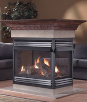 gas closed hearth for fireplace GVF 40 Napoleon Fireplaces