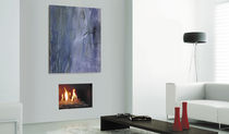 gas fireplace insert Firenze 70 ITALKERO