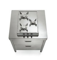 gas range cooker R 40/3G ALPES-INOX