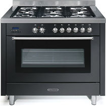 gas range cooker EVOLUTION: GIANT OVEN 100 CM Fratelli Onofri