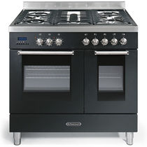 gas range cooker EVOLUTION: DOUBLE OVEN 90 CM Fratelli Onofri