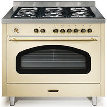 gas range cooker REGENCY: GIANT OVEN 100 CM Fratelli Onofri