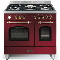 gas range cooker REGENCY: DOUBLE OVEN 90 CM. Fratelli Onofri