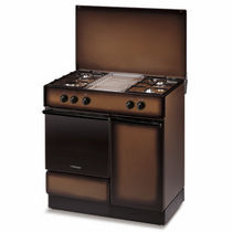 gas range cooker X 80.40 MARRONE  Fratelli Onofri