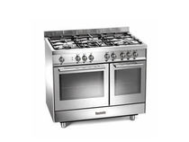 gas range cooker BCG920SS Baumatic