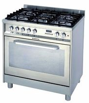 gas range cooker CP 859 MT Ariston