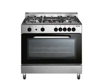 gas range cooker BC190.2TCSS Baumatic