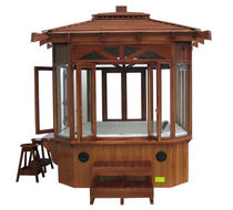 gazebo for hot-tub 806  Guangzhou J&J Sanitary Ware