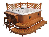 gazebo for hot-tub 808 Guangzhou J&J Sanitary Ware