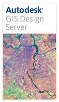 Geographic Information System (GIS) software AUTODESK® GIS DESIGN SERVER Autodesk
