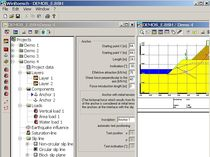 geotechnical calculation software WINBOESCH-GL IDAT