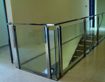 glass and stainless steel railing   Zavar Company
